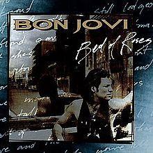 Bed Of Roses - Bon Jovi