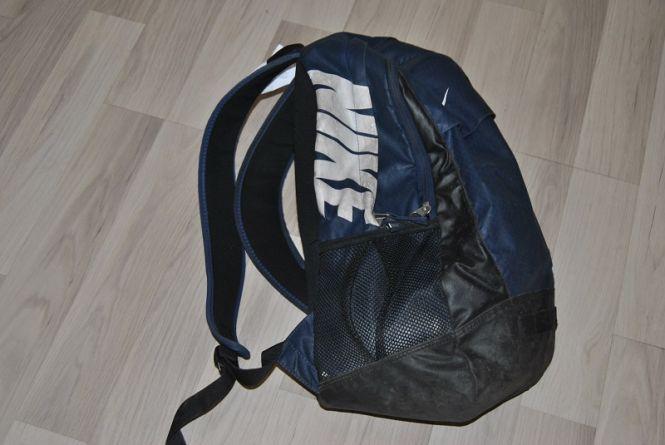Plecak czeka na właściciela