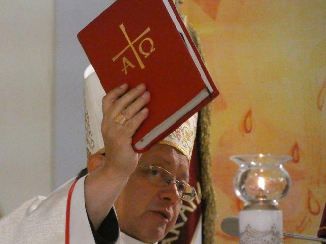 Abp Grzegorz Ryś: 200-lecie parafii św. archaniołów Rafała i Michała