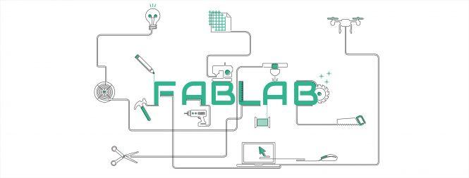 Logo FabLabu