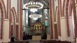 Koszalińska katedra po remoncie