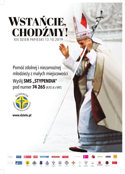 Obchody XIX Dnia Papieskiego w Archidiecezji Gdańskiej
