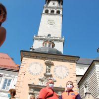Lublin - Jasna Góra. Finał pieszej - sztafetowej pielgrzymki