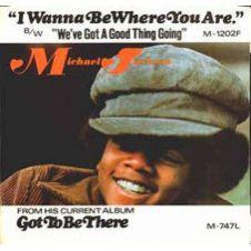 I Wanna Be Where You Are - Michael Jackson