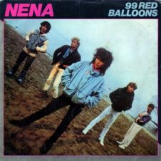 99 Red Balloons - Nena
